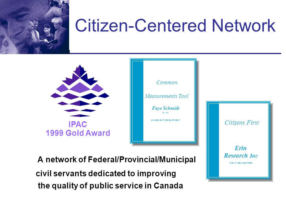 Citizen-Centered Network