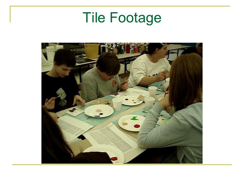 Tile Footage