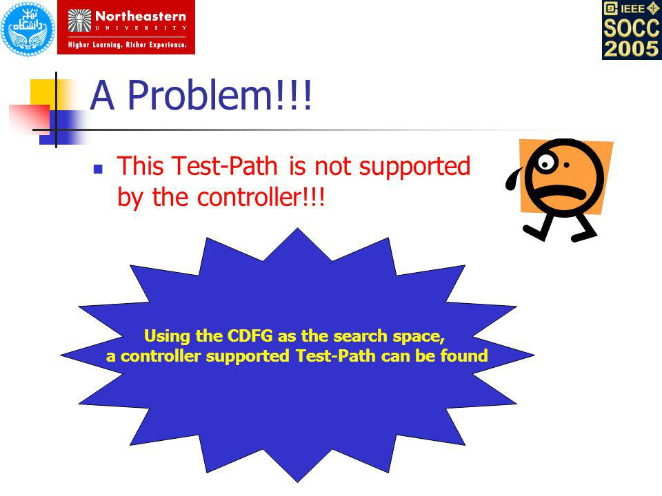 A Problem!!! This Test-Path is not supported by the controller!!!