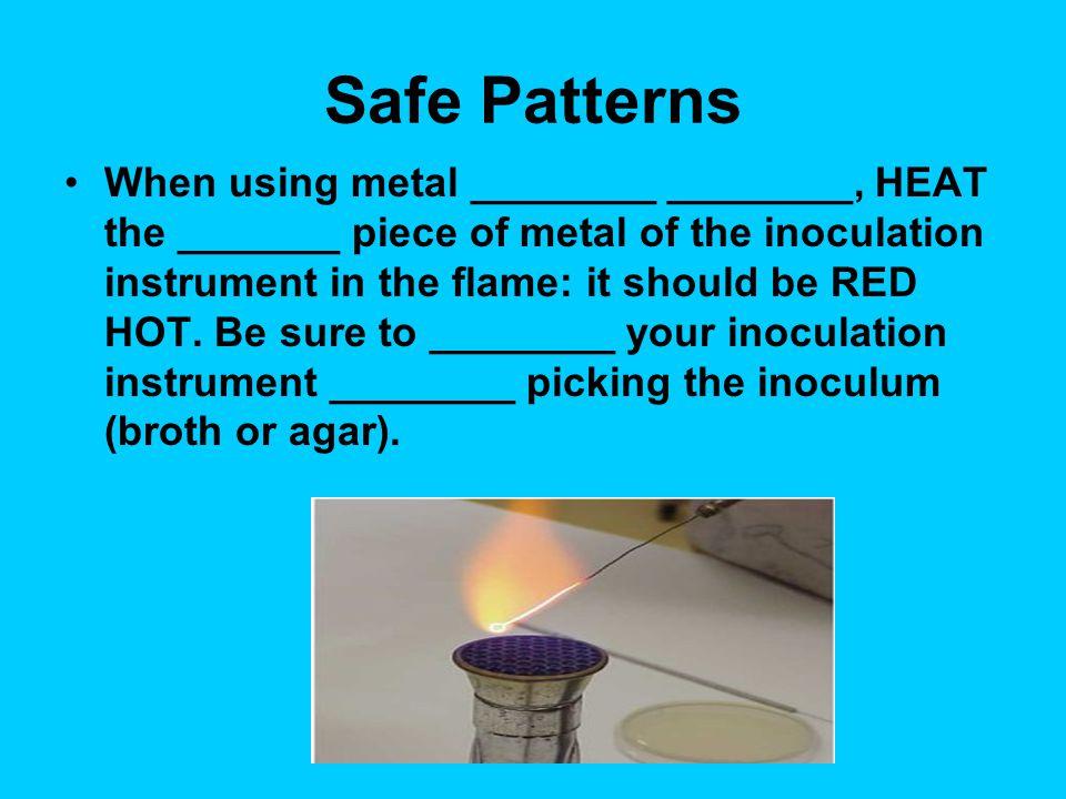 Safe Patterns