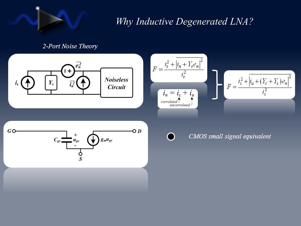 CMOS small signal equivalent