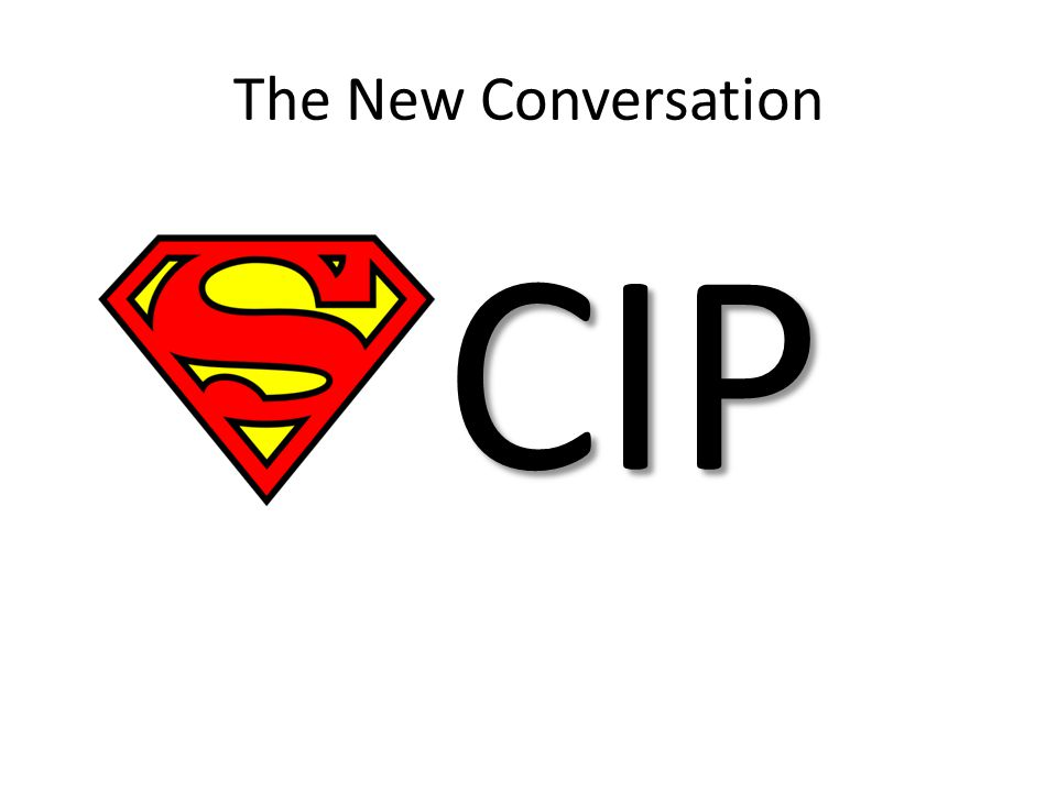 SCIP The New Conversation
