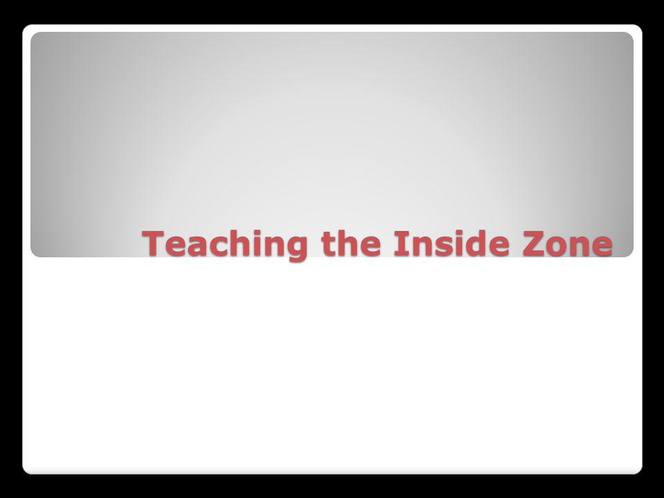 Teaching the Inside Zone