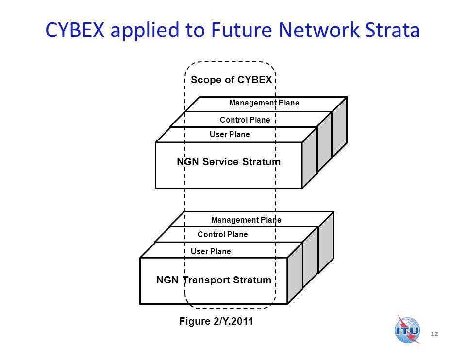 CYBEX applied to Future Network Strata