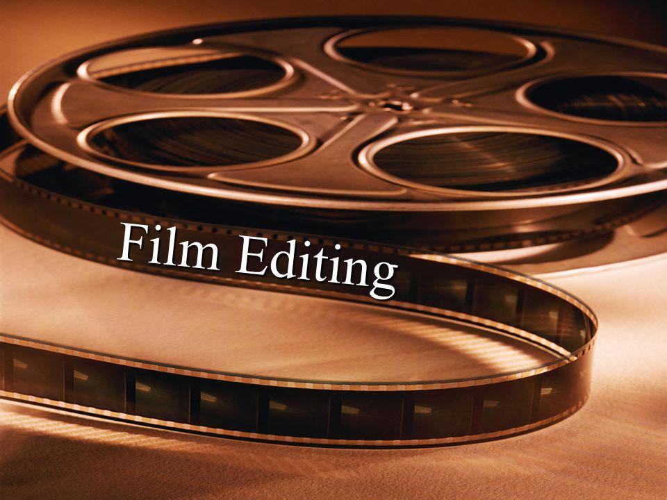Film Editing 1