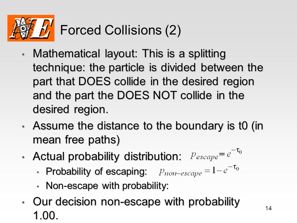Forced Collisions (2)