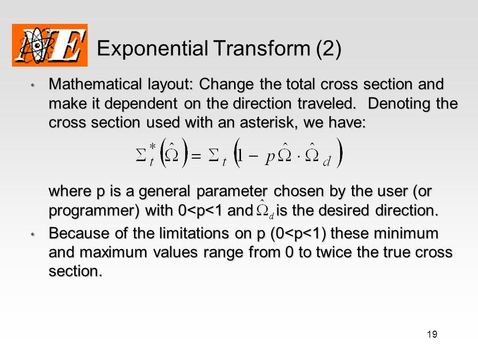 Exponential Transform (2)