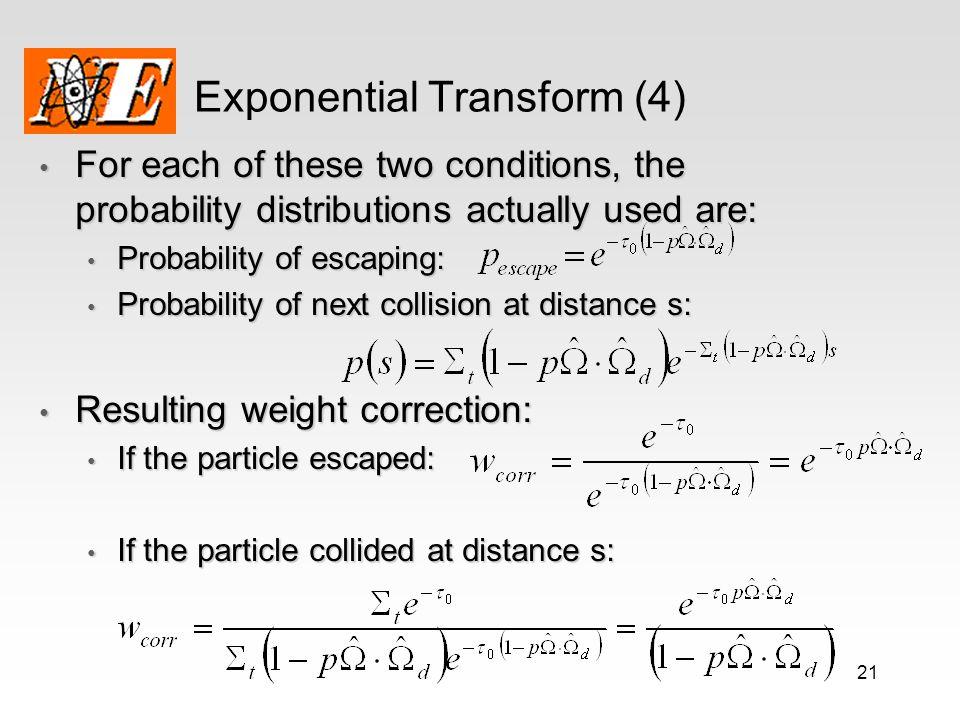 Exponential Transform (4)