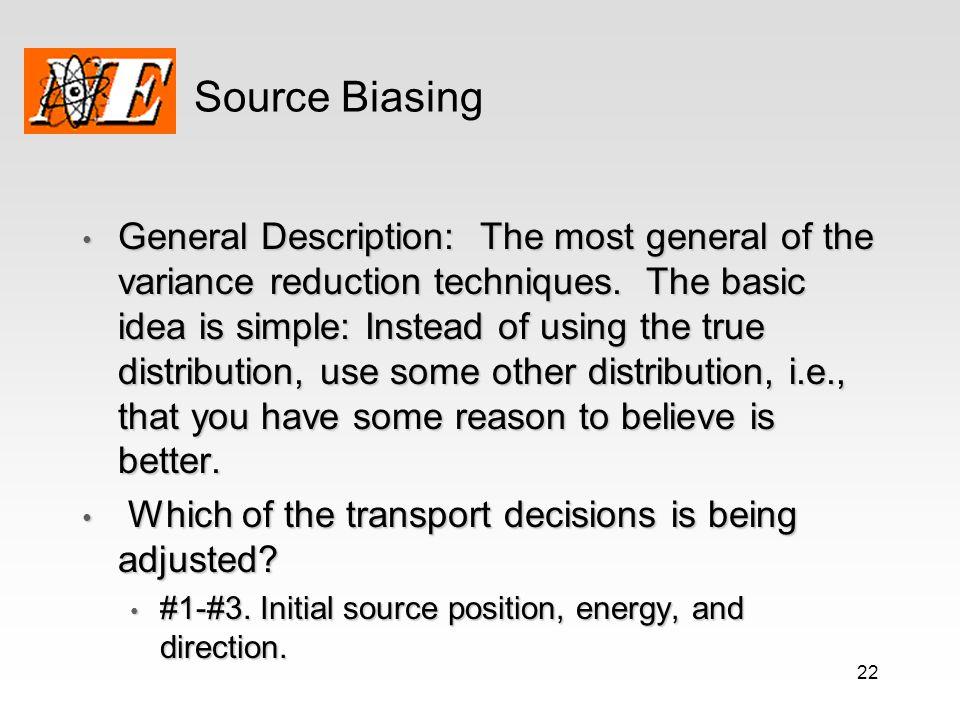 Source Biasing