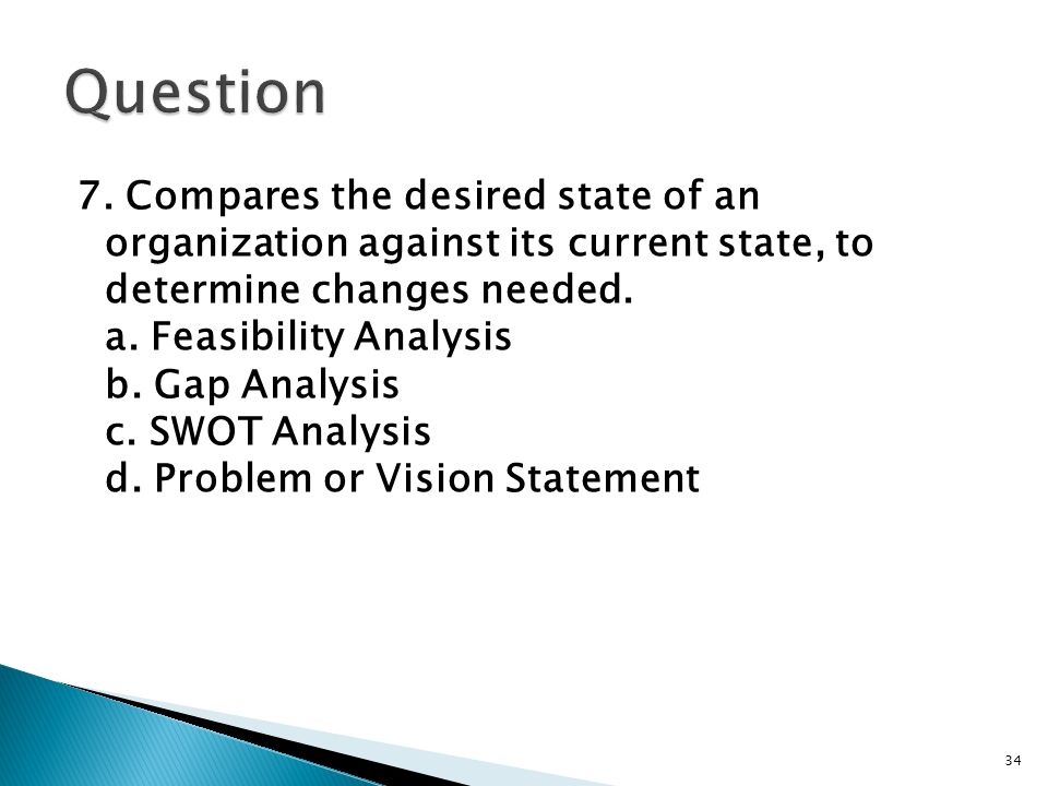 statement of the problem of a feasibility study Statement of community problem goals of the campaign objectives to meet these goals programs and services feasibility study shows that the project is.
