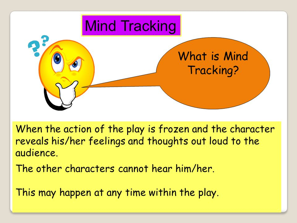 Mind Tracking What is Mind Tracking