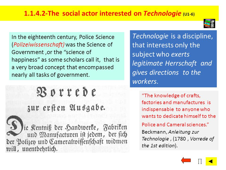 1.1.4.2-The social actor interested on Technologie (U1-6)