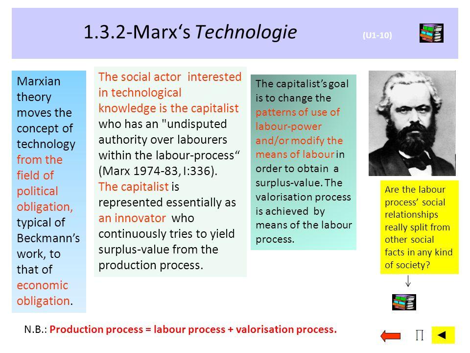 1.3.2-Marx's Technologie (U1-10)