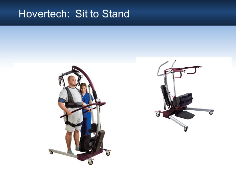 Hovertech: Sit to Stand