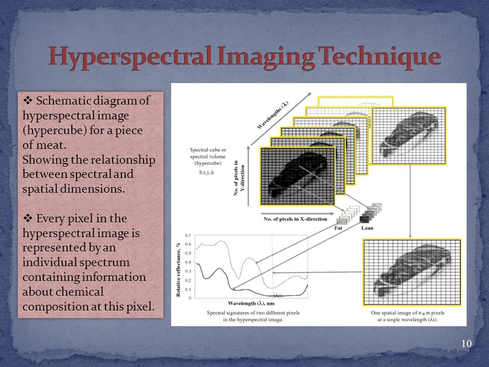 Hyperspectral Imaging Technique