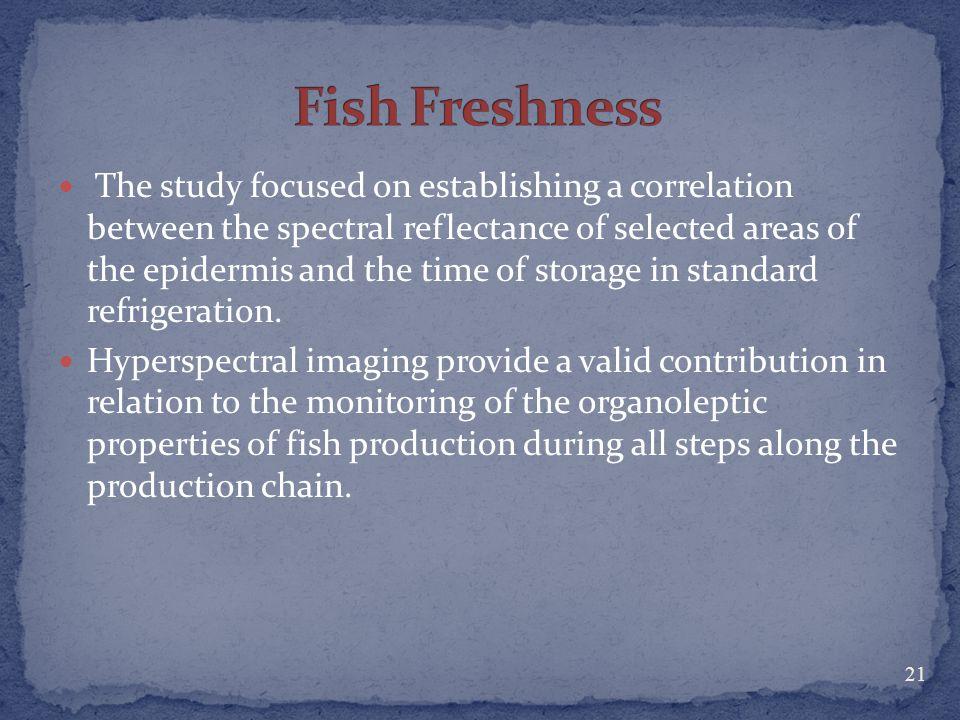 Fish Freshness