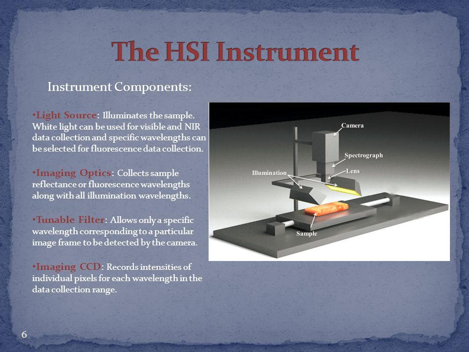 Instrument Components: