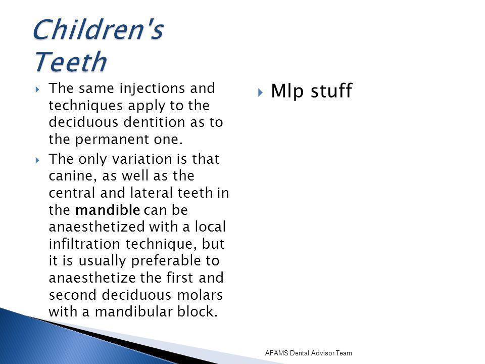 Children s Teeth Mlp stuff