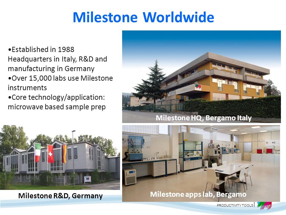 Milestone HQ, Bergamo Italy Milestone apps lab, Bergamo