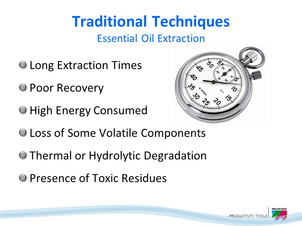 Traditional Techniques Essential Oil Extraction