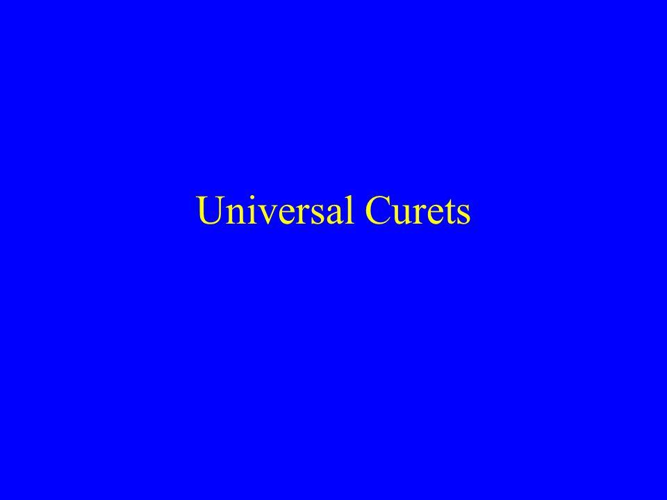 Universal Curets
