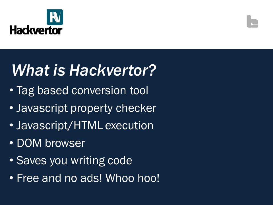 What is Hackvertor Tag based conversion tool