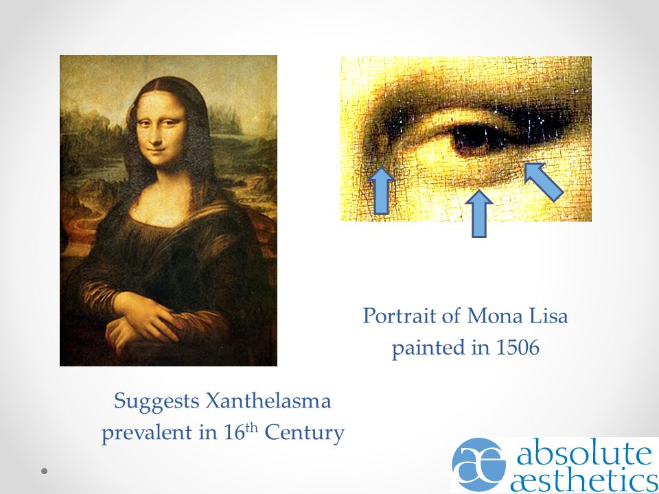 Portrait of Mona Lisa painted in 1506