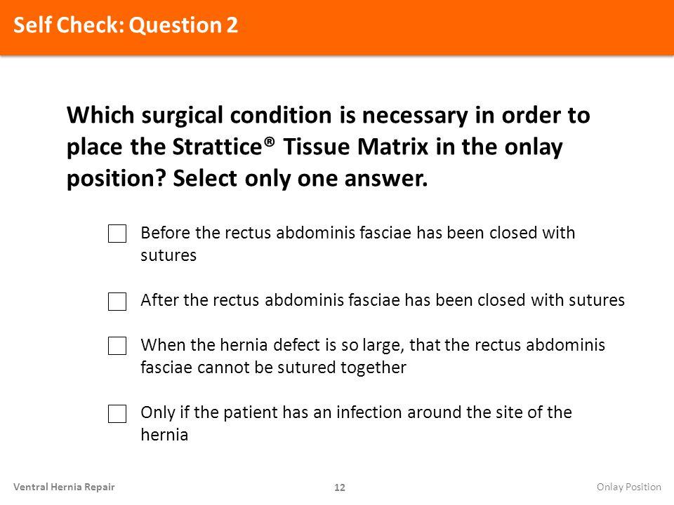 Self Check: Question 2