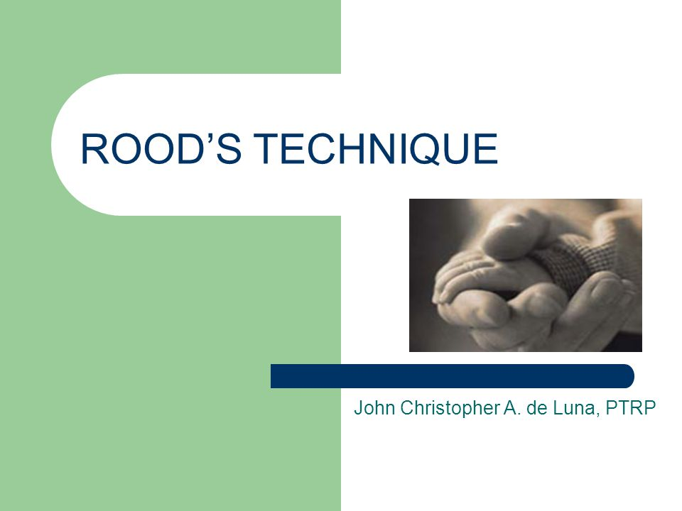 John Christopher A. de Luna, PTRP