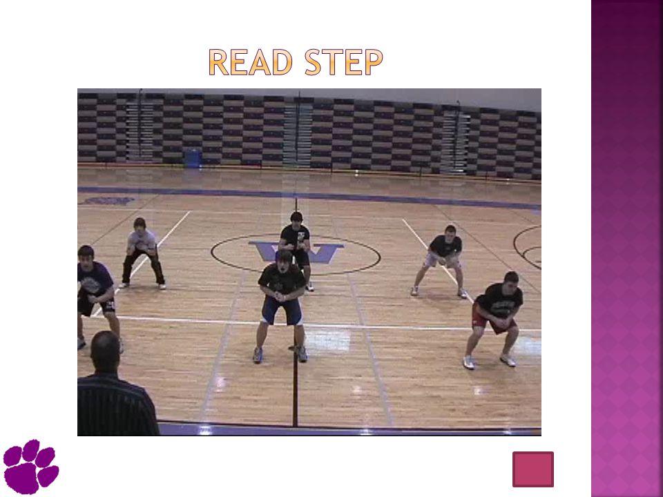 Read step