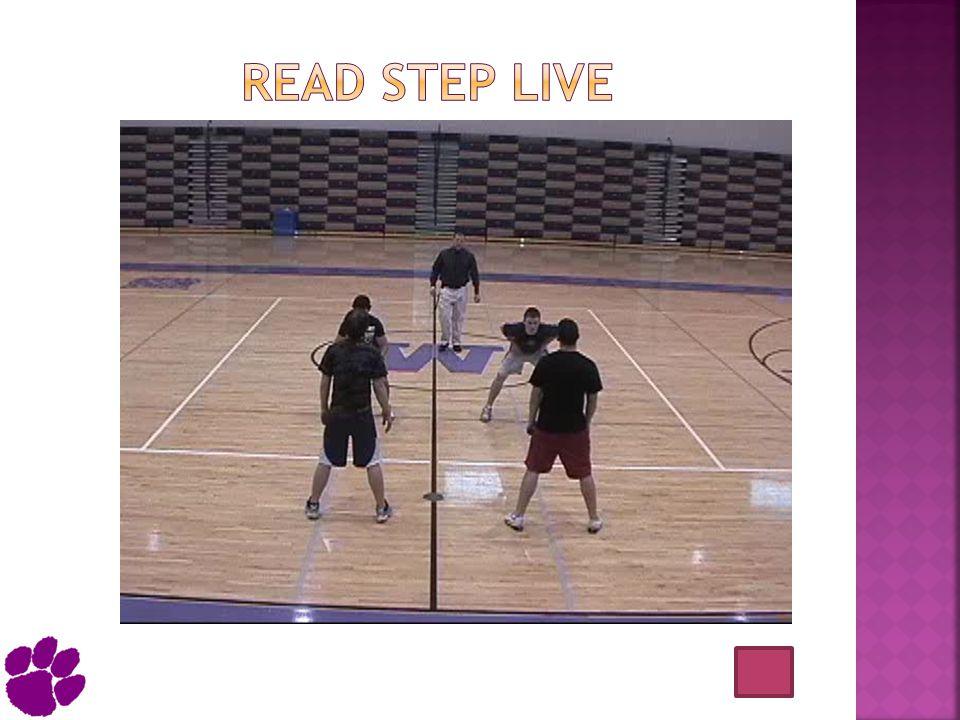 Read Step Live