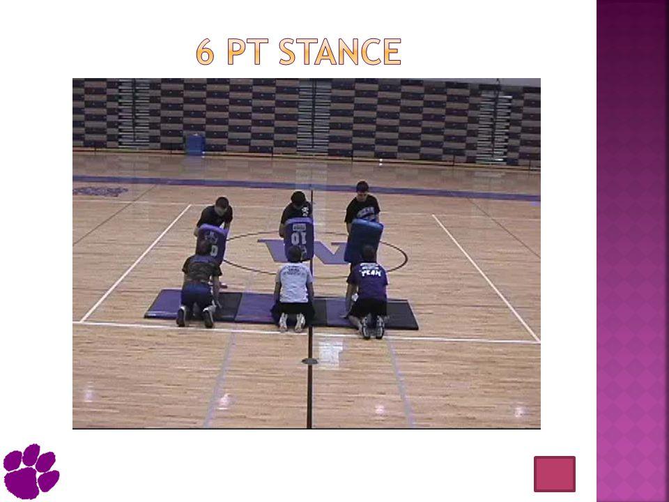 6 pt Stance