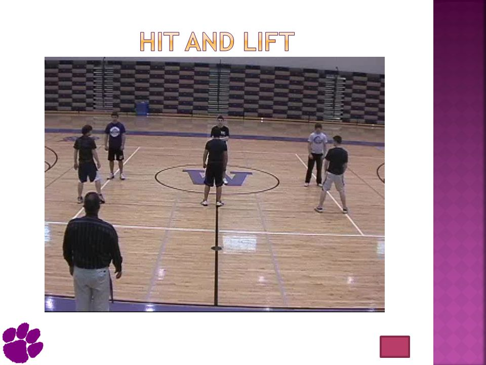 Hit and lift