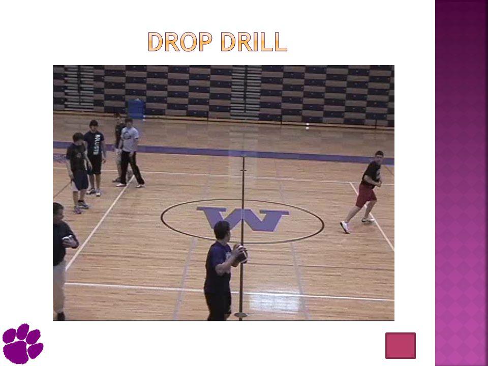 Drop drill
