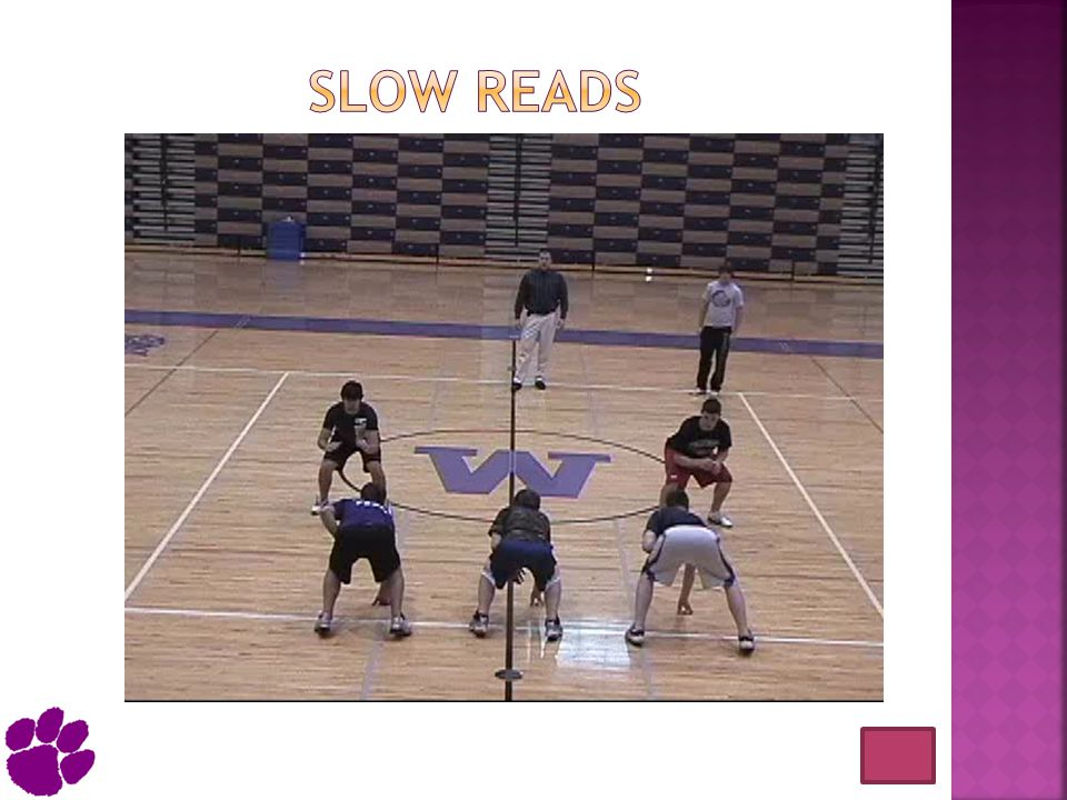 Slow reads