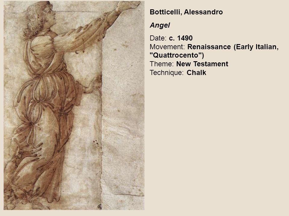 Botticelli, Alessandro
