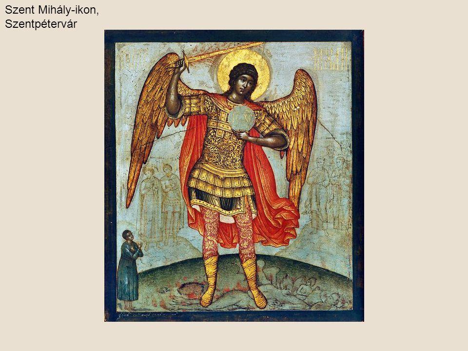 Szent Mihály-ikon, Szentpétervár