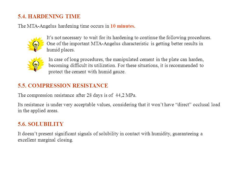 5.5. COMPRESSION RESISTANCE