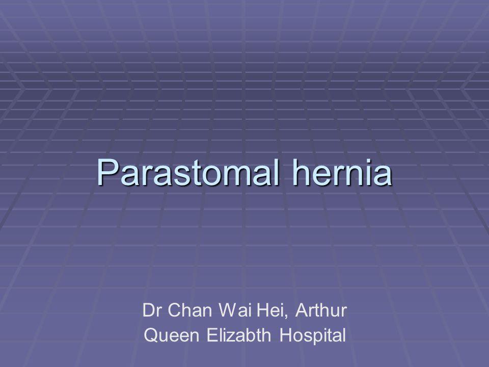 Dr Chan Wai Hei, Arthur Queen Elizabth Hospital