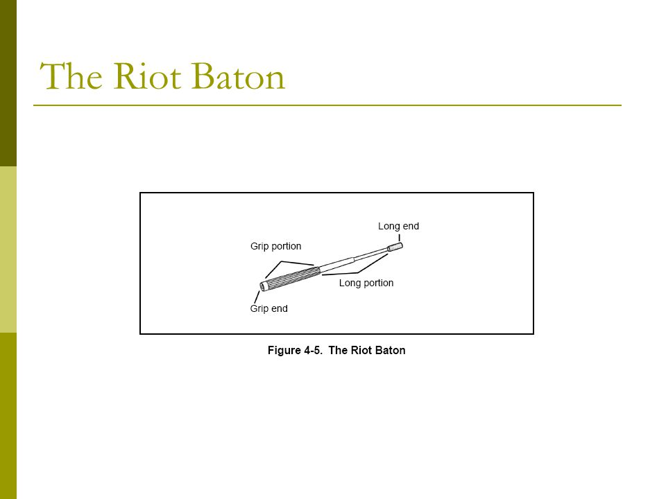 The Riot Baton