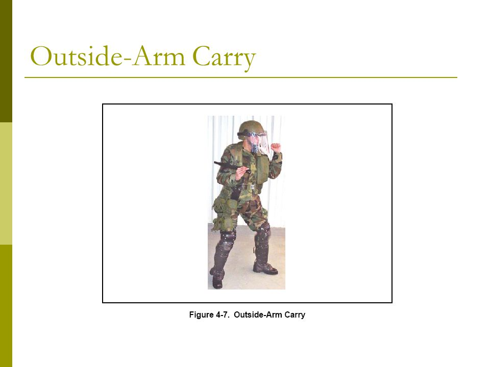 Outside-Arm Carry