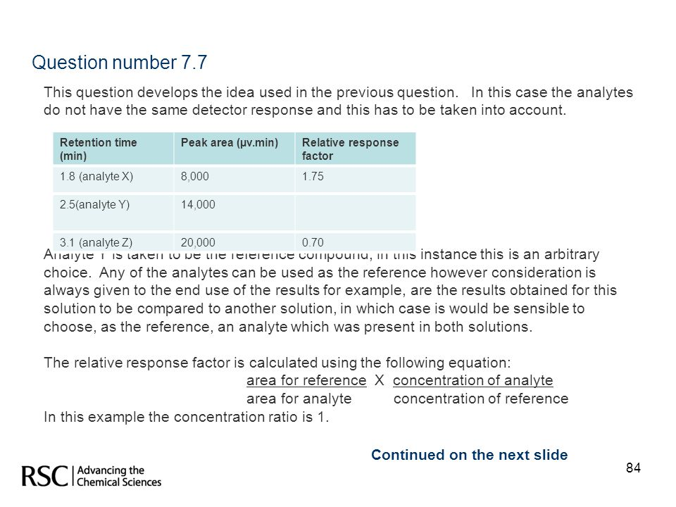 Question number 7.7