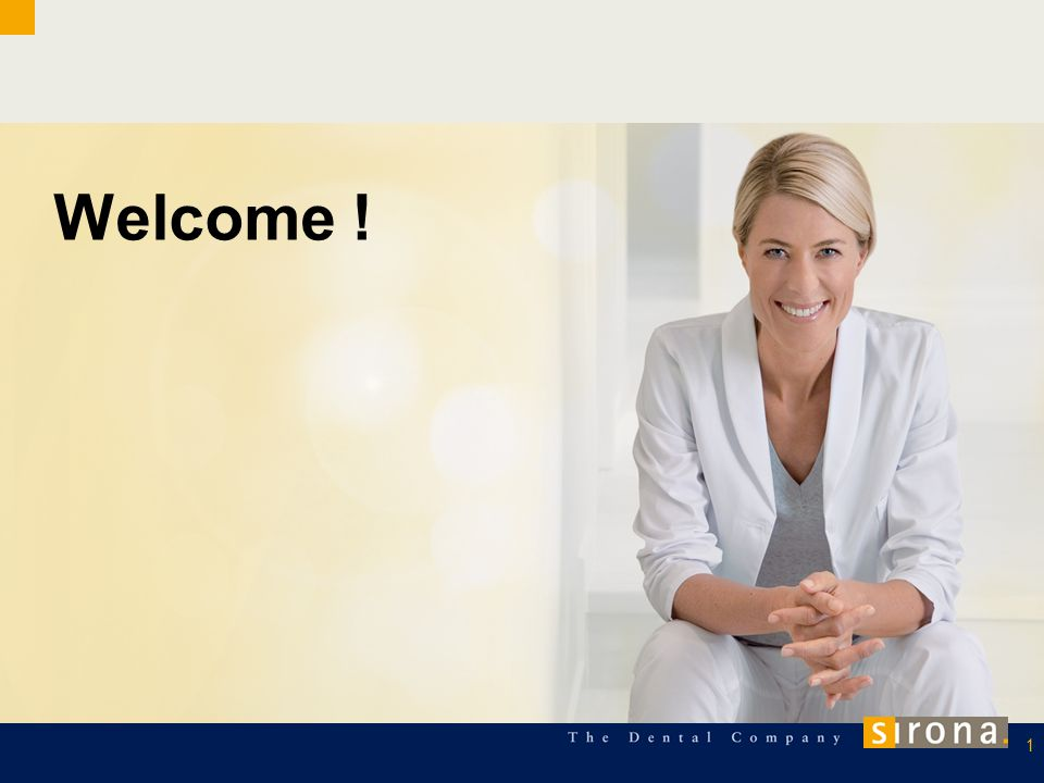 Welcome ! 1