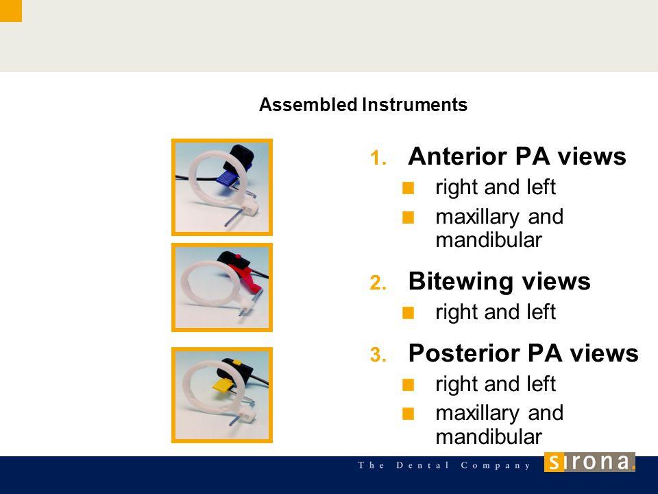 Assembled Instruments