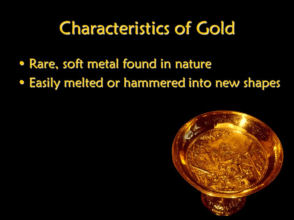 how to tell gold from other metals