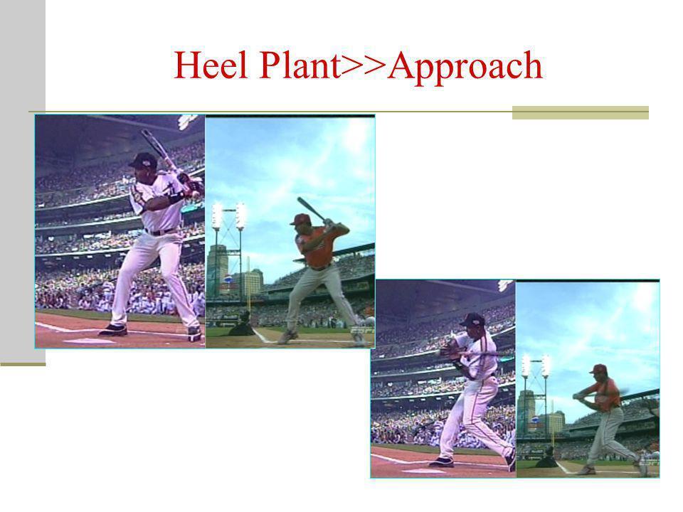 Heel Plant>>Approach