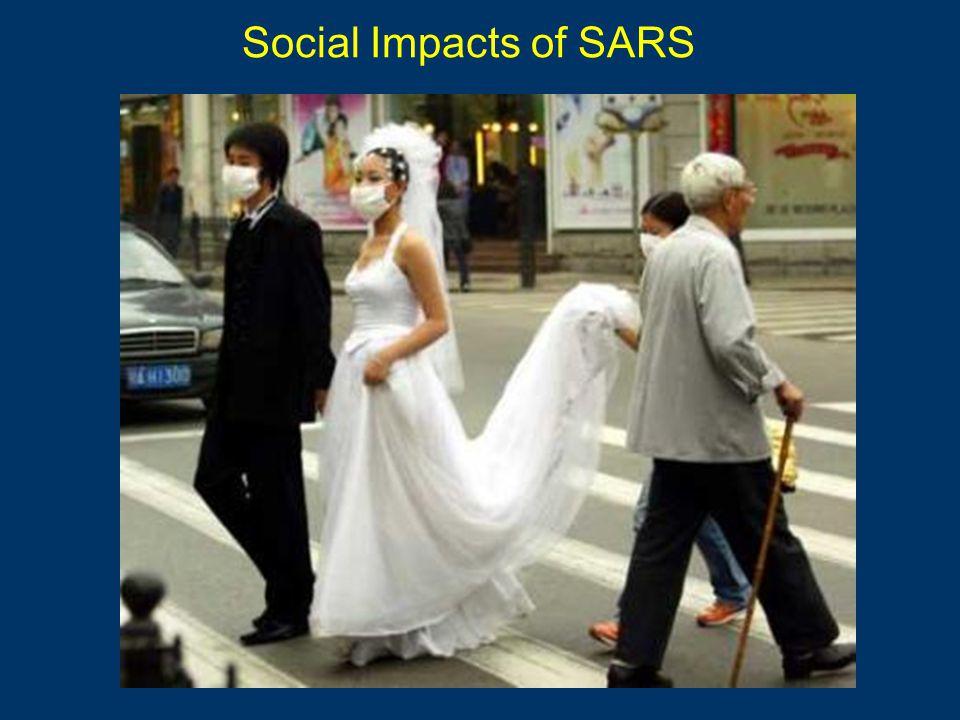 Social Impacts of SARS