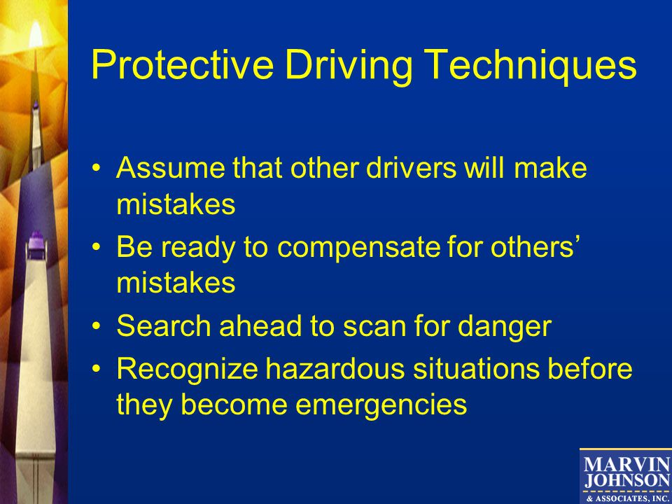 Protective Driving Techniques