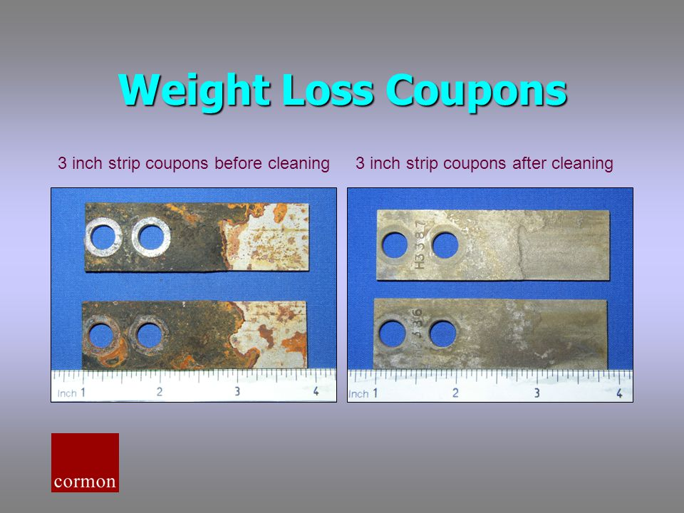 Weight Loss Coupons 3 inch strip coupons before cleaning