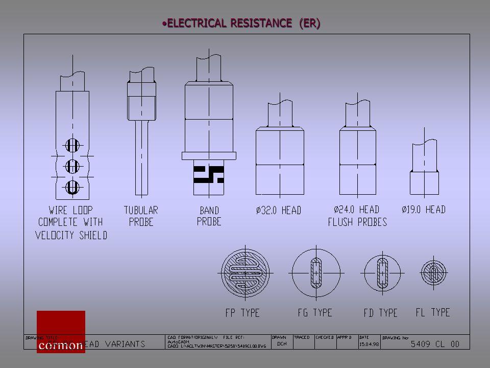 ELECTRICAL RESISTANCE (ER)